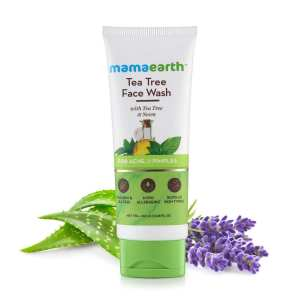 Mamaearth Tea Tree Face Wash,100ml