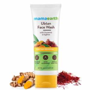 Mamaearth Ubtan Face Wash - 100ml