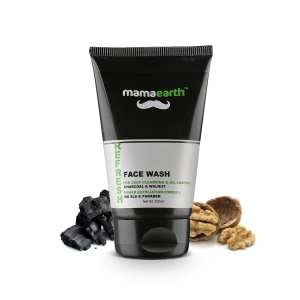 Mamaearth Refresh Oil Control Facewash for Men, 100ml