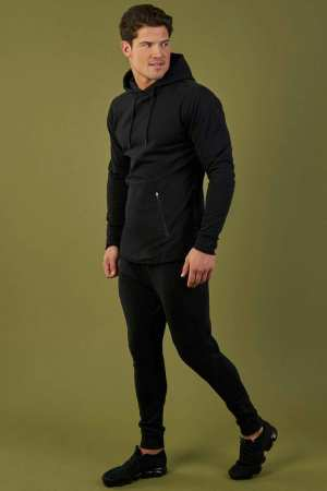 WInter wear warm jogger with  hoodie for men