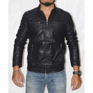Stylish Leather Jacket For Men.
