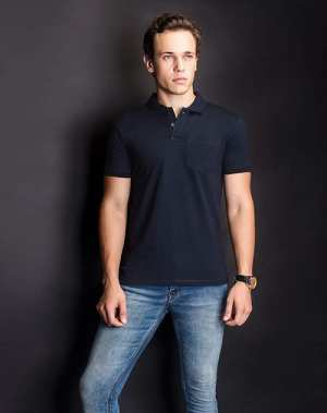 Men's Casual polo T-shirt