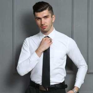 Formal Casual Shirt For Men (white)