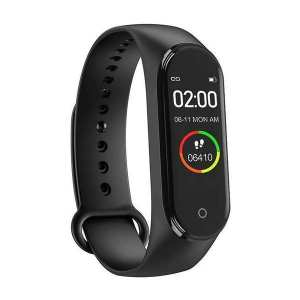 M4 Smart Fitness Band, Fitness Tracker for Men | Women | Kids | Unisex Sports Activity Tracker Watch