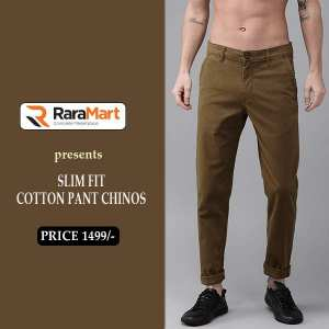 New Cotton Pant For Men High Quality Assurance Material