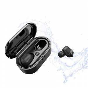 Air2 Tws Bluetooth V5.0 Headset Wireless Earbud Binaural Stereo Hifi Sports With Powerful Charging Case