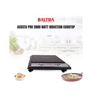 Baltra Acosta Pro 2000 Watt Induction Cooktop (Black)
