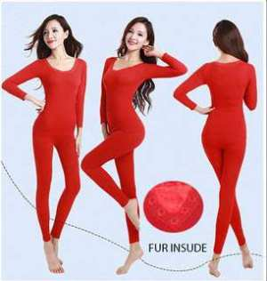 Thick Thermal set  For Women