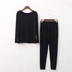 Women's Thermal Underwear Black