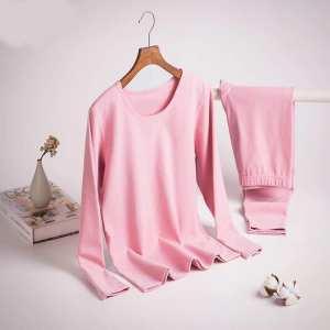 Women's Thermal Underwear Pink