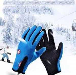 Unisex Winter Riding Gloves