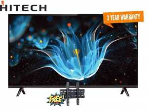 EP HITECH Malaysia 32UH19D 32 Inch HD LED TV - (Black)