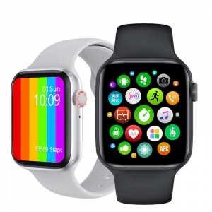W26+ Smart Watch Watch 6 Smartwatch ECG Heart Rate Monitor Temperature Waterproof