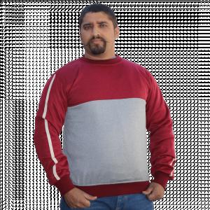 Winter Sweat Shirt For Men Thin Fleece Inside