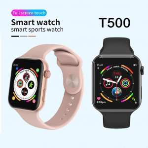 T500 Bluetooth Smart Watch Heart Rate IP67 Smart Watch Women Man for IOS Apple iPhone Android
